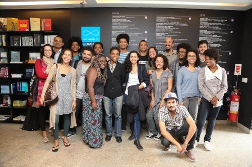 A nova cara do Rio de Encontros: jovens atuantes em projetos de comunidade e da periferia na plateia